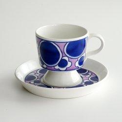 ARABIA / Anja Jaatinen-Winquist [ Pauliina ] coffeecup & saucer