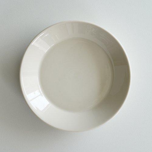 <img class='new_mark_img1' src='https://img.shop-pro.jp/img/new/icons1.gif' style='border:none;display:inline;margin:0px;padding:0px;width:auto;' />ARABIA / Kaj Franck [ OLD TEEMA ] 12.5cm plate (white)