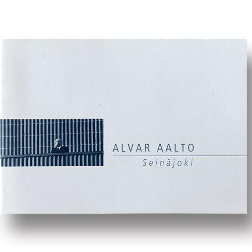 ALVAR AALTO [ Seinajoki ] セイナヨキの建築ブックレット