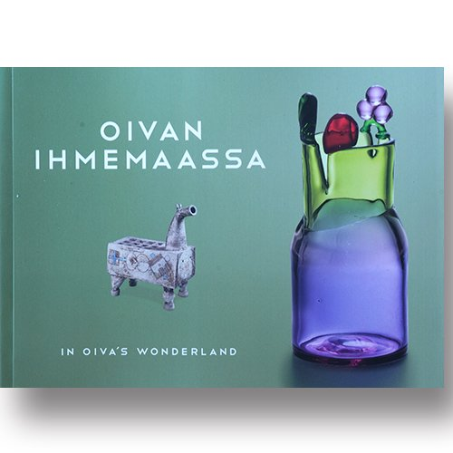 OIVAN IHMEMAASA - オイヴァ・トイッカ 作品集