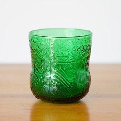 Nuutajarvi / Oiva Toikka [ Fauna ] H70mm tumbler (green)