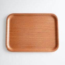 BACKMAN - teak tray