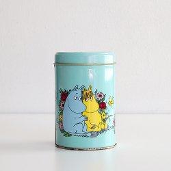 Moomin - ムーミン ブリキ キャニスター