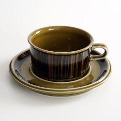 ARABIA / Gunvor Olin Gronqvist [ KOSMOS ]  teacup & saucer