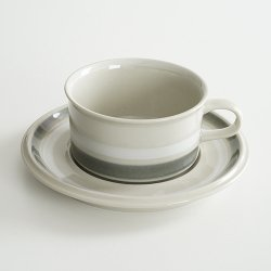 ARABIA / Raija Uosikkinen [ Salla ] teacup & saucer