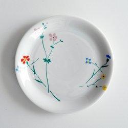marimekko / Fujiwo Ishimoto [ Lauantaiehtoo ]16.5cm plate