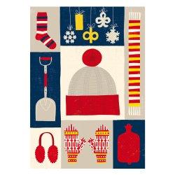 Kehvola Design / Timo Manttari [ Pipo ] postcard