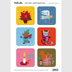 Kehvola Design / Matti Pikkujamsa - ギフトタグ (no.2)
