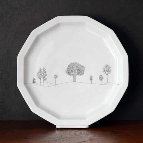 Rosenthal / Tapio Wirkkala & Rut Bryk [ Winterreise ] 19cm plate