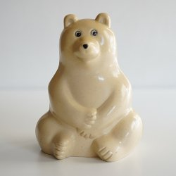 <img class='new_mark_img1' src='https://img.shop-pro.jp/img/new/icons48.gif' style='border:none;display:inline;margin:0px;padding:0px;width:auto;' />MK Tresmer - Polar Bear Money Box(シロクマ 貯金箱)