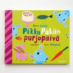 <img class='new_mark_img1' src='https://img.shop-pro.jp/img/new/icons48.gif' style='border:none;display:inline;margin:0px;padding:0px;width:auto;' />Kaisa Rattila / Matti Pikkujamsa [ Pikku Pakan purjopaiva ] 絵本