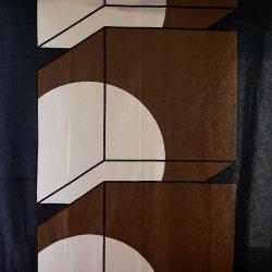 marimekko / Katsuji Wakisaka [ RAJALLA ] vintage fabric