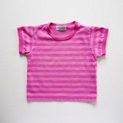 marimekko used [ TASARAITA ] 60サイズ カットソー(半袖)