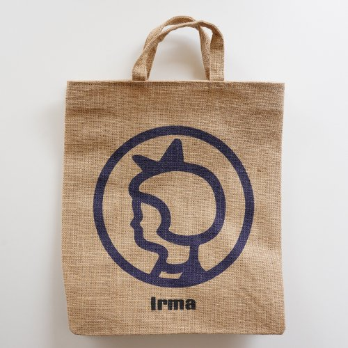 Irma - イヤマ ジュートトートバッグ