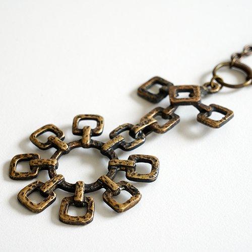 Turun Hopea / Pentti Sarpaneva - Bronze Necklaces
