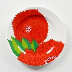 iittala x marimekko [ Primavera ] 19.5cm plate(ストロベリー・レッド)