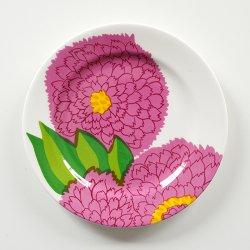 iittala x marimekko [ Primavera ] 19.5cm plate(ラズベリー・ピンク)