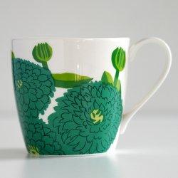 iittala x marimekko [ Primavera ] mug(グラス・グリーン)