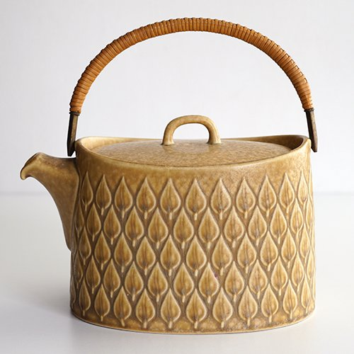 Kronjyden / Jens.H.Quistgaard [ RELIEF ] teapot