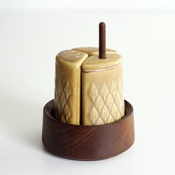 Kronjyden / Jens.H.Quistgaard [ RELIEF ] salt & pepper & mustard