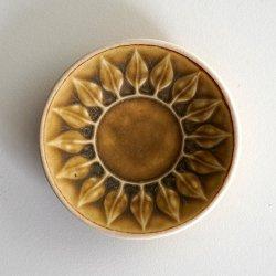 Kronjyden / Jens.H.Quistgaard [ RELIEF ] 7.5cm plate