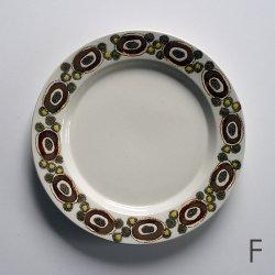Royal Copenhagen / Ellen Malmer [ NUCELLA ] 19.5cm plate (F)