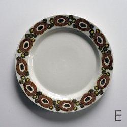 <img class='new_mark_img1' src='https://img.shop-pro.jp/img/new/icons48.gif' style='border:none;display:inline;margin:0px;padding:0px;width:auto;' />Royal Copenhagen / Ellen Malmer [ NUCELLA ] 19.5cm plate (E)
