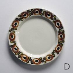 Royal Copenhagen / Ellen Malmer [ NUCELLA ] 19.5cm plate (D)