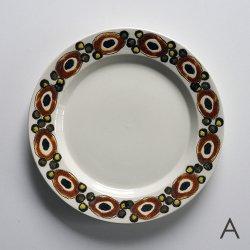 Royal Copenhagen / Ellen Malmer [ NUCELLA ] 19.5cm plate (A)