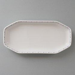 <img class='new_mark_img1' src='https://img.shop-pro.jp/img/new/icons48.gif' style='border:none;display:inline;margin:0px;padding:0px;width:auto;' />Schonwald / Tapio Wirkkala [ for FINNAIR ] 11x23cm plate