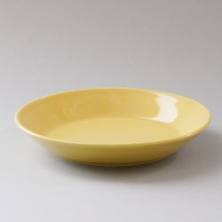 ARABIA / Kaj Franck [ TEEMA ] 14cm plate (yellow)