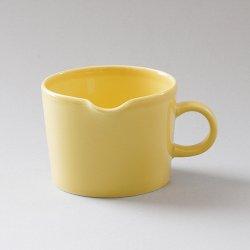 ARABIA / Kaj Franck [ TEEMA ] creamer (yellow)