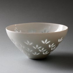 <img class='new_mark_img1' src='https://img.shop-pro.jp/img/new/icons1.gif' style='border:none;display:inline;margin:0px;padding:0px;width:auto;' />ARABIA / Friedl Holzer Kjellberg [ Rice ] 12cm bowl