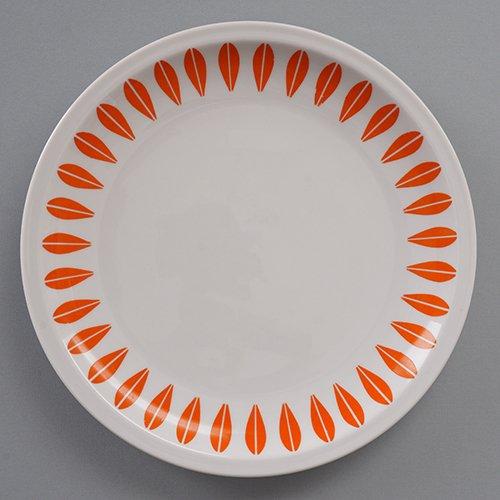 Lyngby Porcelain / Arne Clausen [ LOTUS ] 24cm plate