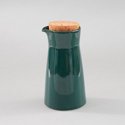 ARABIA / Kaj Franck [ TEEMA ] milk pitcher (green)