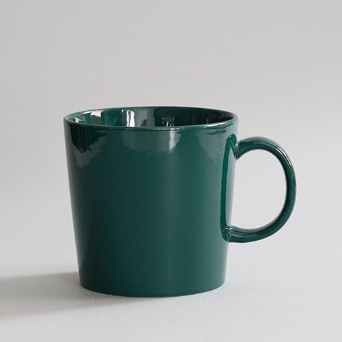 <img class='new_mark_img1' src='https://img.shop-pro.jp/img/new/icons1.gif' style='border:none;display:inline;margin:0px;padding:0px;width:auto;' />ARABIA / Kaj Franck [ TEEMA ] mug (green)