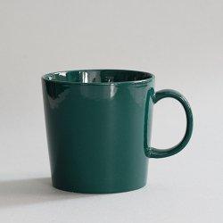 <img class='new_mark_img1' src='https://img.shop-pro.jp/img/new/icons48.gif' style='border:none;display:inline;margin:0px;padding:0px;width:auto;' />ARABIA / Kaj Franck [ TEEMA ] mug (green)