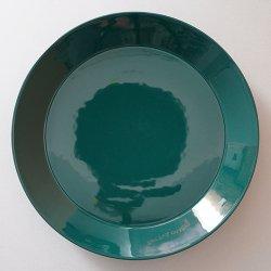 ARABIA / Kaj Franck [ TEEMA ] 26cm plate (green)