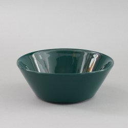 ARABIA / Kaj Franck [ TEEMA ] 15cm bowl (green)