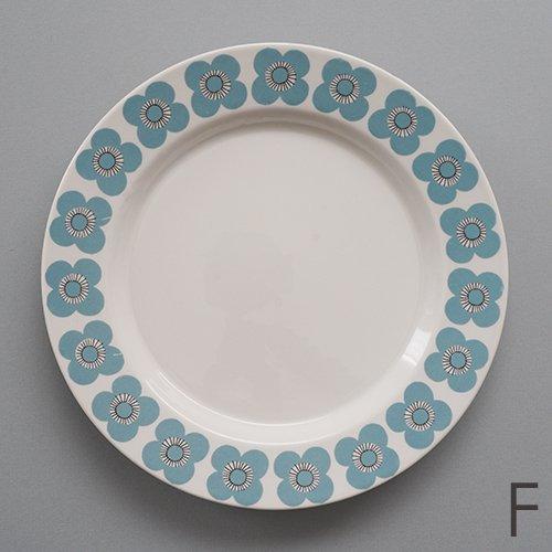 ARABIA / Esteri Tomula [ VEERA ] 20cm plate (F)