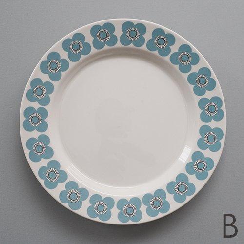 ARABIA / Esteri Tomula [ VEERA ] 20cm plate (B)