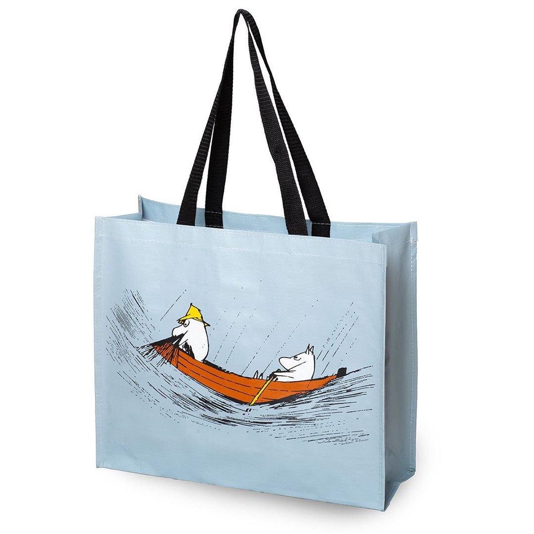 ムーミン トートバッグ(ムーミンボート)