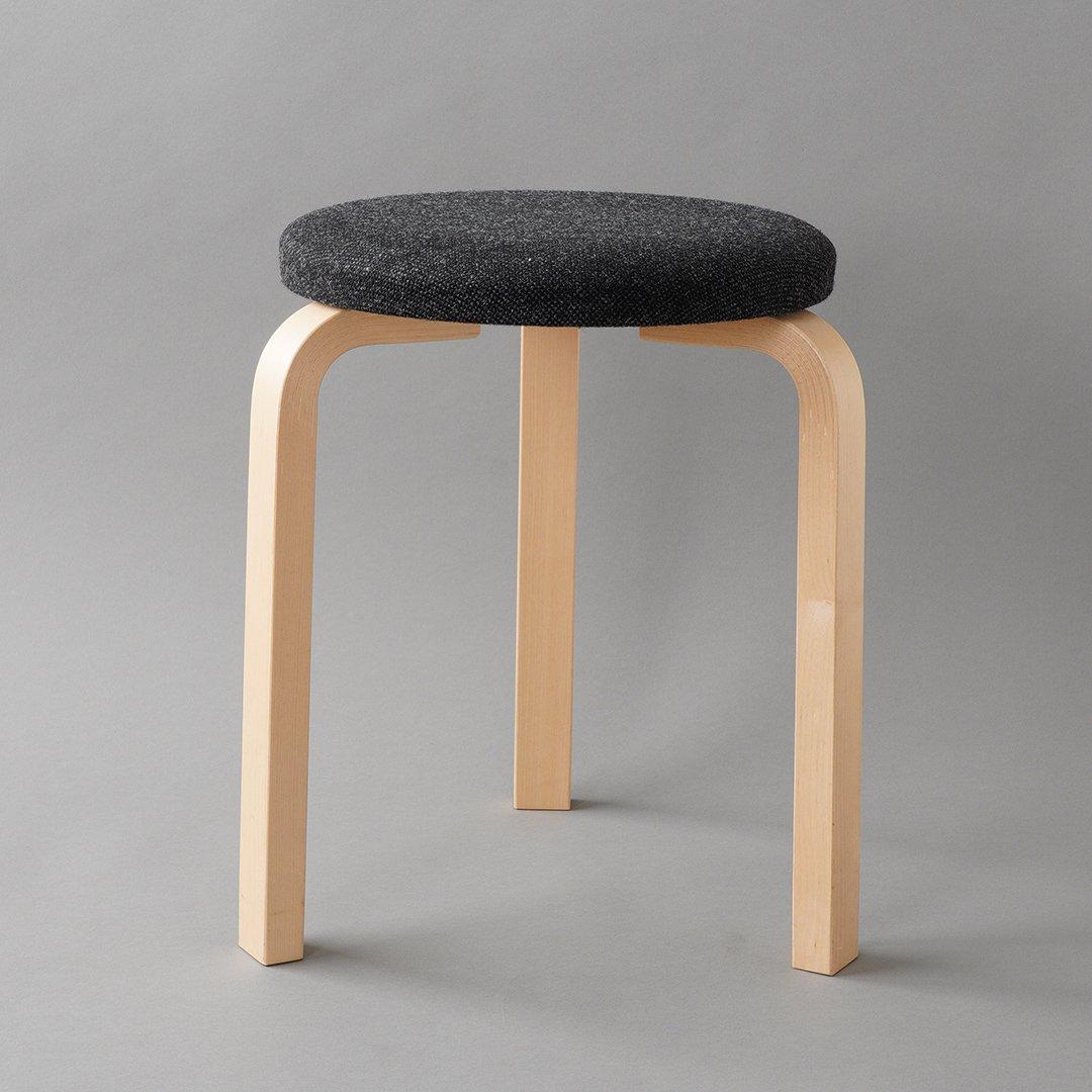artek / Alvar Aalto [ Stool 60 - 2010 ] used stool