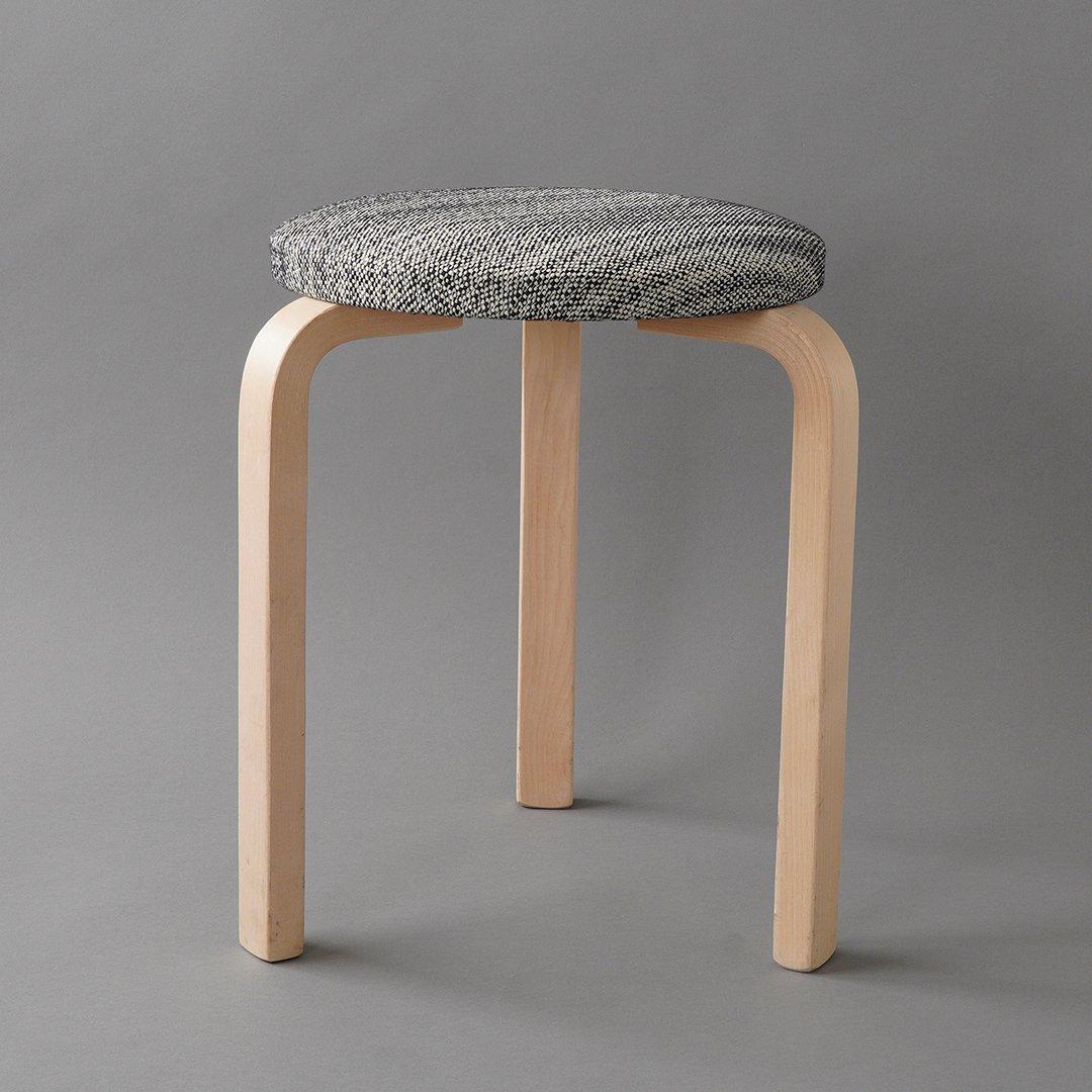 artek / Alvar Aalto [ Stool 60 - 2008 ] used stool