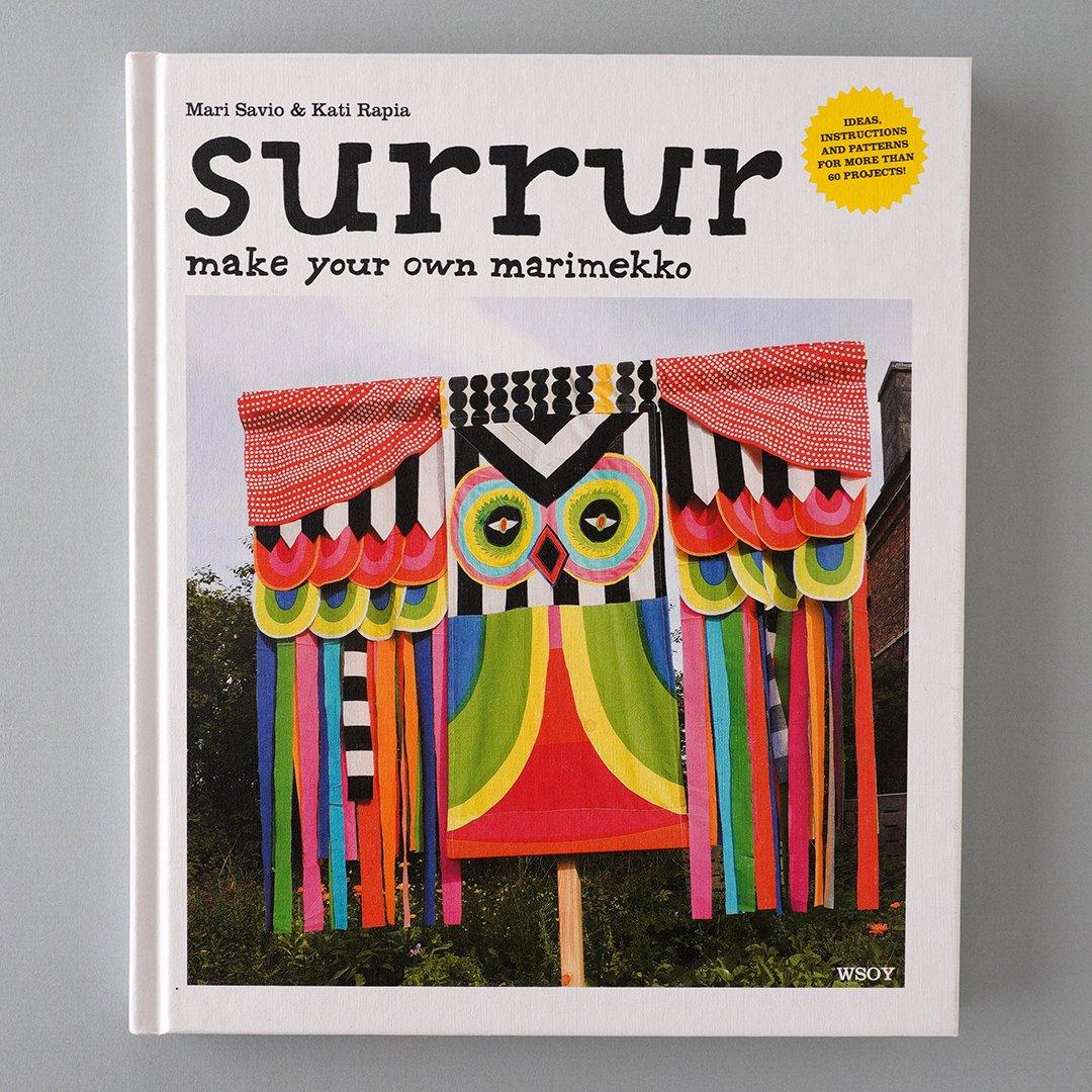 SURRUR make your own marimekko - 私だけのマリメッコを作ろう(英語版)