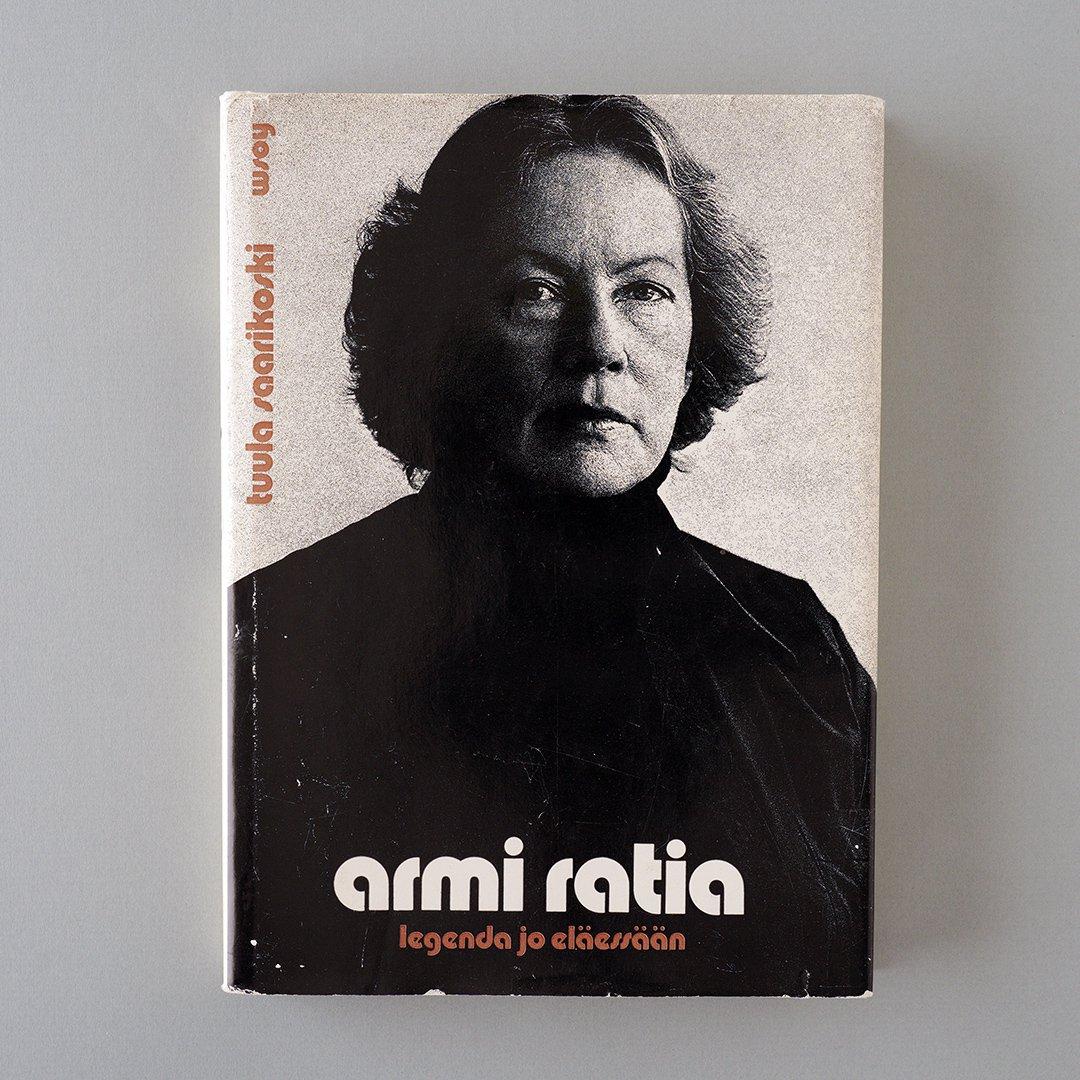Armi Ratia - legenda jo elaessaan - アルミ・ラティア 生きる伝説