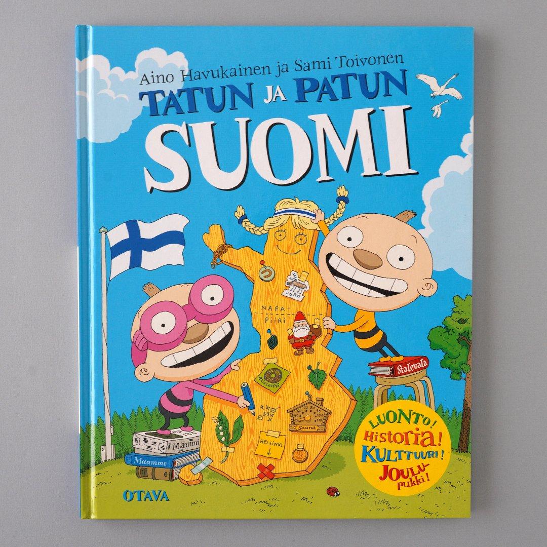 Tatun ja Patun Suomi - タトゥとパトゥのフィンランド