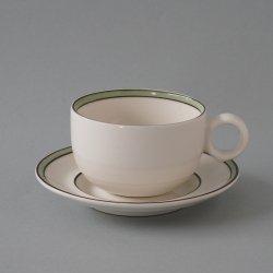 ARABIA / Stig Lindberg [ KOIVU ] cup & saucer