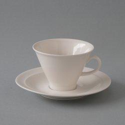 ARABIA / Inkeri Leivo [ Harlekin ] coffeecup & saucer