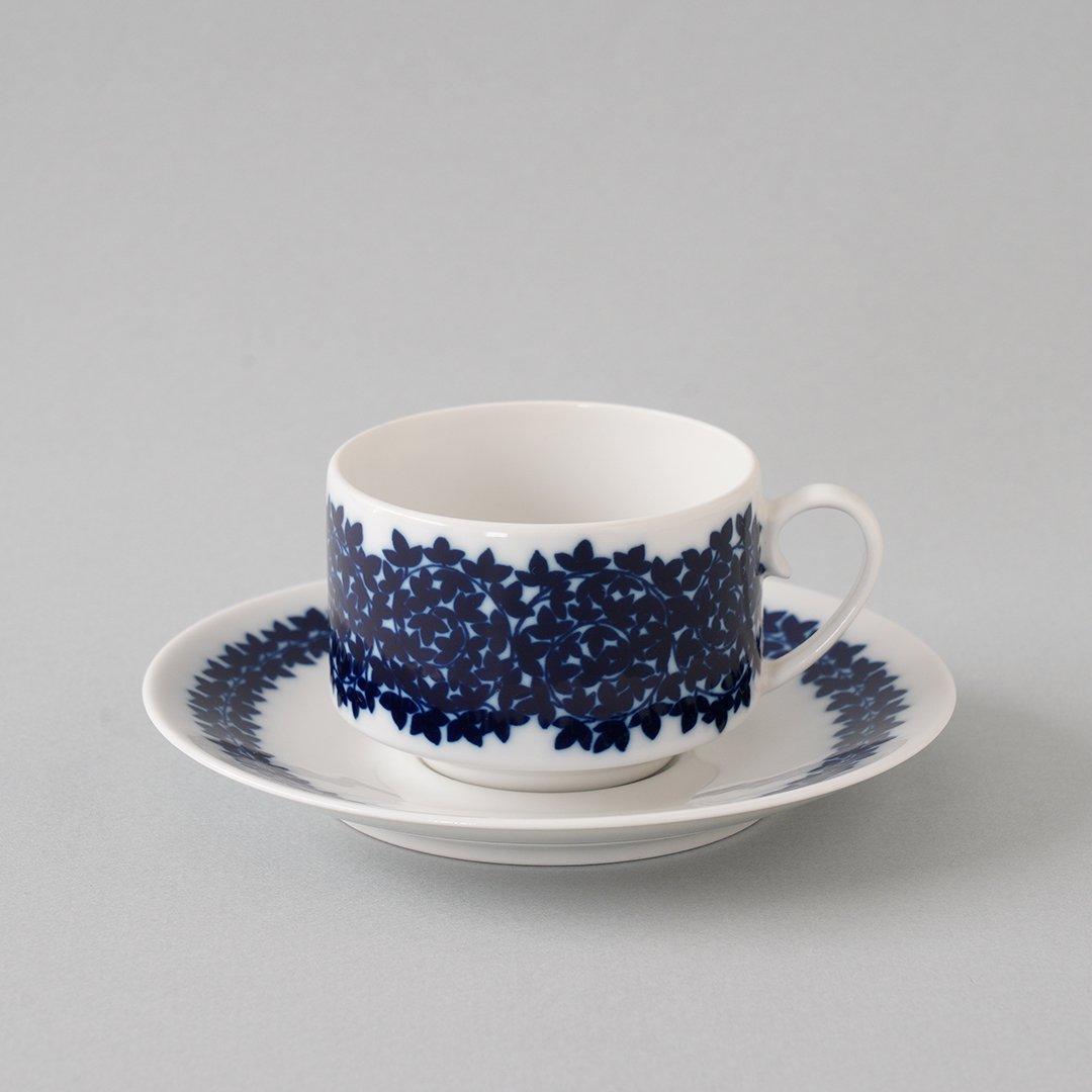 ARABIA / Raija Uosikkinen [ Asta ] coffeecup & saucer